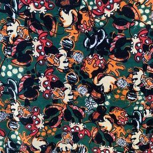 LuLaRoe Disney Minnie Mouse Carly Dress